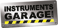 Instruments Garage - Proud to be Loud!