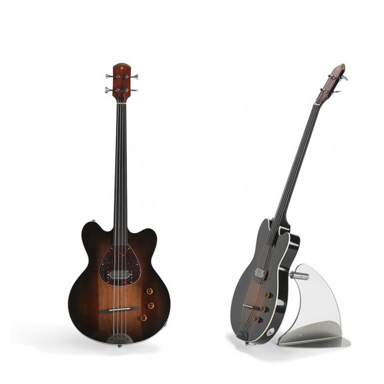 Aclam Floating Guitar Mini Stand