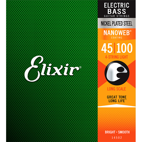 elixir-nanoweb-bass-4-strings-light-045-100