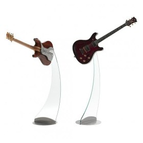 Aclam Floating Guitar Stand for Wall