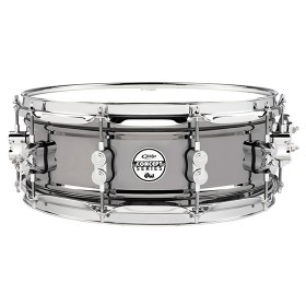 PDP Snare 5.5x14 Thin Steel Black Nickel