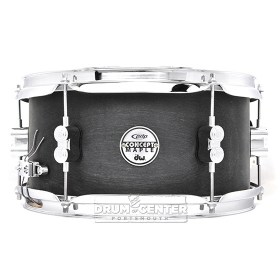 PDP 10ply Maple Snare Drum 12x6 Black Wax