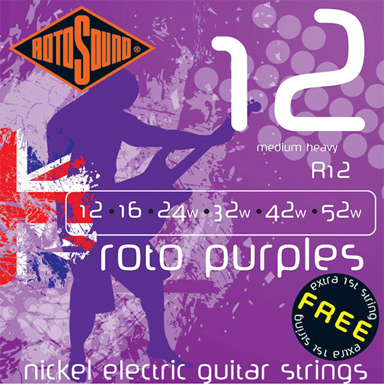 rotosound-electric-strings-r12